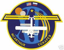 International Space Station Mission 12 Decal / NASA