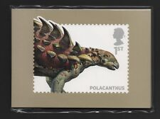 GB 2013 DINOSAURS PHQ STAMP CARDS MINT