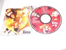 Alessa &  mc - 11 TRACK cd  2002 - Excellent condition