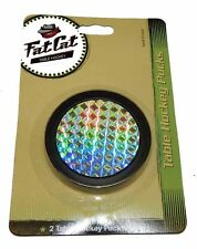 Fat Cat Prism Air Hockey Table Puck Set - 2 1/2 Inch - Set of 2 - Free Shipping