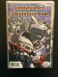 Transformers 0 Wheeljack High Grade IDW Comic Book CL97-226