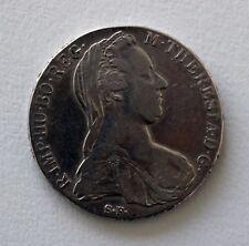 1780-TALLERO-AUSTRIA-Argento 0.833 - KM # 1866 (XX SECOLO reinnesco) (LC0010)