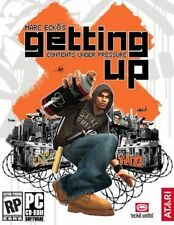 Marc Ecko's Getting Up Contents Under Pressure PC New