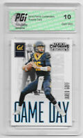 Jared Goff 2016 Contenders #2 Game Day Rookie Card PGI 10