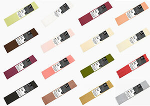 Lia Griffith Extra Fine Crepe Coloured Papers 200 x 50 cm 130% stretch