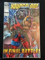 Youngblood #4 (Feb 1993, Image Comics) Rob Liefeld VF-NM