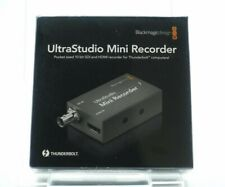 Blackmagic Design UltraStudio Mini Monitor With Apple Thunderbolt Cable