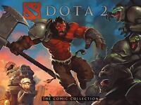 DOTA 2: The Comic Collection 9781506703480 by Valve Corporation