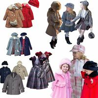 Clearance Couche Tot Children Boys and Girls Winter Jackets Coats Casual Dresses