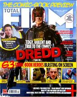 Total Film Magazine No.197 September 2012 - The Comic-Book Preview, Dredd