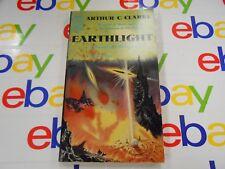 Earthlight by Arthur C. Clarke (1955,USA) Ballantine Edition