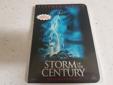Storm of the Century   Region 1 (USA)     DVD   Stephen King