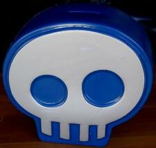 Circo Blue Skull Change Bank - New with some Cosmetic Damage (Light Scuffs)