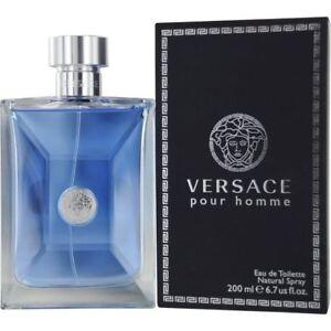 Versace Pour Homme 200 ml 6.7 Oz Edt For Men