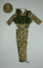 Armoury 1/6 *RARE* British Desert Rat Operations in Iraq Uniform & Equip. set B