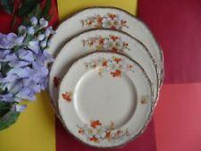Dinner Plates Vintage Original Alfred Meakin Pottery
