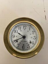 Seth Thomas Ship Clock- Corsair Model 1050-002