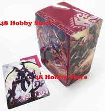 Cardfight!! Vanguard G PROMO Card Deck Case Box The Overlord X Ace Legend Kai