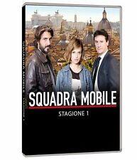 SQUADRA MOBILE - STAGIONE COMPLETA  4 DVD  COFANETTO