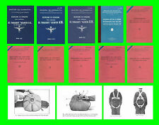 COLLECTION - PARACADUTE FALLSCHIRM PARACHUTE PARACAIDES AIRCRAFT Manual - DVD