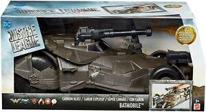 DC Comics Batman Super-Launched Missiles Batmobile