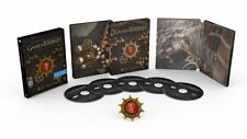 Game Of Thrones:The Complete Second Season [Blu-ray Steelbook]-BRAND NEW Sealed