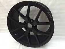 "19"" SLS AMG STYLE STAGGERED WHEELS 5X112 BLACK RIMS FITS MERCEDES C300 2008-2015"