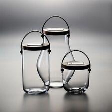 Krinner Lumix Deco Glass Bold Solar-Dekoglas 6 h Leuchtdauer Touch-Funktion