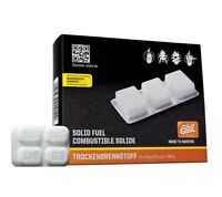 Esbit Solid Fuel Cubes 12 pack 14g Hexamine Tablets for Stove or Fire Starter