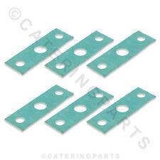 cpuk confezione sei RUBINETTO GAS GUARNIZIONE 43mm X 13MM PER FALCON 530960090