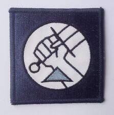 Hellboy Logo - Patch Aufnäher - Kostüm Aufnäher zum Aufbügeln - neu