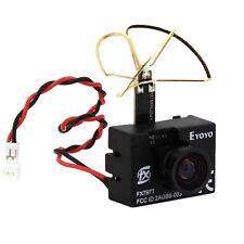 EYOYO FX797T 5.8G 40CH Wireless FPV Camera Transmitter Antenna Radio Control