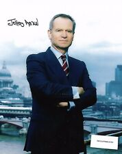 Author And Erstwhile Politician JEFFREY ARCHER  Hand signed 8x10 photo w COA