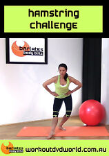 Toning EXERCISE DVD - Barlates Body Blitz HAMSTRING CHALLENGE!