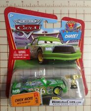 Disney Pixar Cars Chick Hicks with Piston Cup Chase