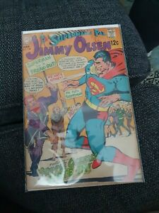Jimmy Olsen 118 Classic Neal Adams Cover