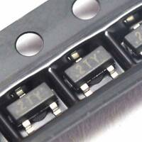50PCS S8550 2TY 0.5A/25V PNP SOT23 SMD transistor NEW