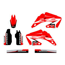 Honda CR125 2002-2012 graphic kit FREE SHIPPING!!!
