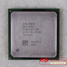 Intel Pentium 4 SL7PN SL7E5 SL7QB CPU socket 478 (RK80546PG0881M) 3.2GHz 800 MHz