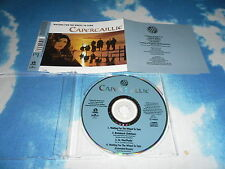 CAPERCAILLIE - WAITING FOR THE WHEEL TO TURN UK CD MAXI SINGLE