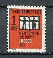 32978) Czechoslovakia 1972 MNH Unesco 1v Scott #1804