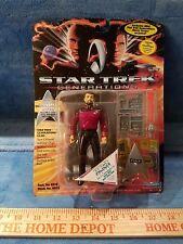 """1994 Star Trek Tng Playmates 5"""" Lt. Cmdr Riker Figure - New"""