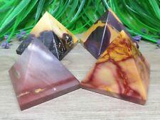 Mookaite Pyramid Crystal Grid Healing Pyramids Vastu Pyramid Reiki Pyramids