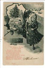 CPA-carte postale-Pays Bas-Noël:Des fremden Kindes heil'ger Christ 1902VM23143br