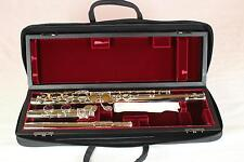 Jupiter Mode 617ES Alto Flute Straight Silver Head Split E BRAND NEW  QuinnTheEs