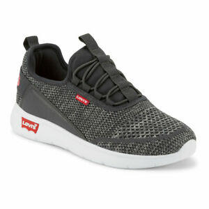 Levi's Womens Claire KT Casual Vegan Synthetic Knit Comfort Fashion Sneaker Shoe