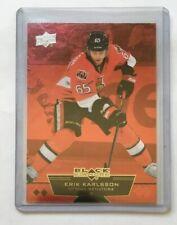 12-13 Black Diamond Double Diamond Ruby Version Erik Karlsson 71/100 Ottawa