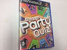 CHEGGERS PARTY QUIZ  PS2 PLAYSTATION 2 PAL NUOVO SIGILLATO