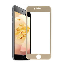 Full Coverage Tempered Glass screen Protector For iPhone 6 6s 6S 7 7+ 8 8 Plus