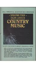 Now That's Country Music Vol 2 ~ Various Artists ~ Cassette ~ Good